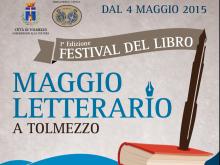 Tolmezzo: nove appuntamenti per la prima edizione del Maggio Letterario